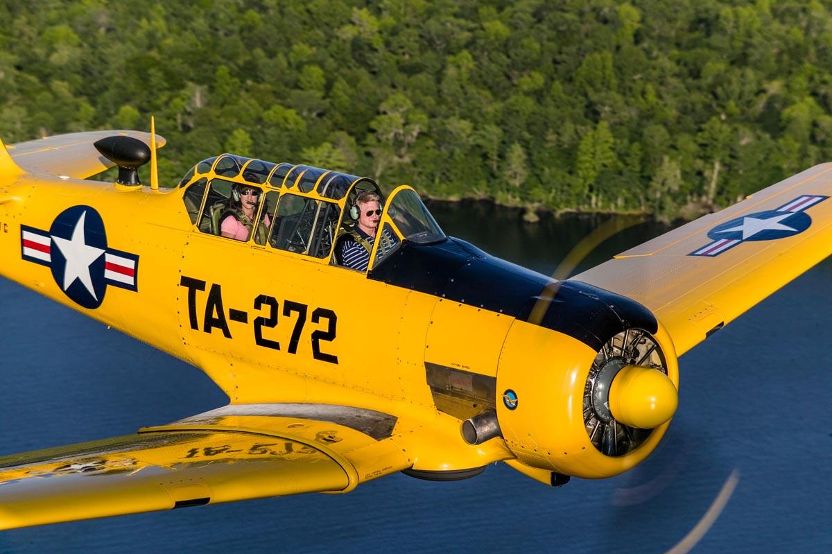 t6 texan air to air